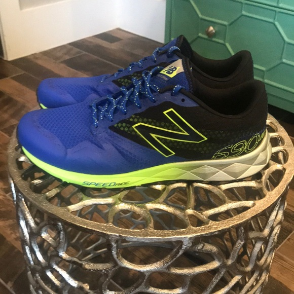 New Balance Shoes | Nb 69 At Running Speed Ride Shoes | Poshmark